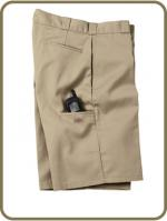 Thirteen Inch Shorts, Dickies Workwear, Hospitality