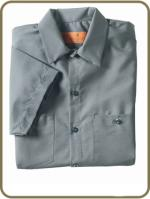 Short Sleeve Industrial, Dickies Workwear, Hospitality